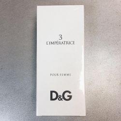 Parfum Dolce & Gabbana 3 L'imperatrice Original nou