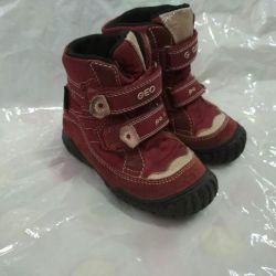 ботинки geox с гортекс