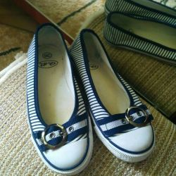 Spor ayakkabı, nehir 36
