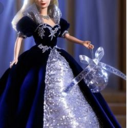 Barbie is the millennium. year 2000