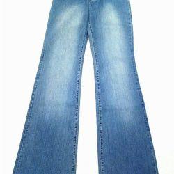 WHITNEY kot pantolon kadın, 33/32 (48) ve 34 /
