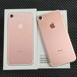 New iPhone 7 (256gb), rose gold ?