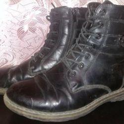 Ботинки Centro на меху 39-41 размер