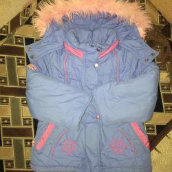 Winter jacket 104/110