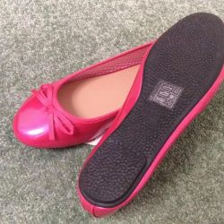 Ballet shoes 38r new