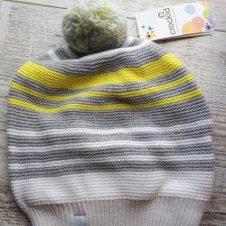 Pălărie de iarnă pentru fată