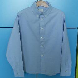 Рубашка оксфорд LendsEnd