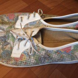 Ανδρικά πάνινα παπούτσια 41 μέγεθος malomerki 40