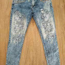 Jeans, Italy, New
