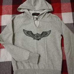Sweatshirt raglan sweatshirt 42r