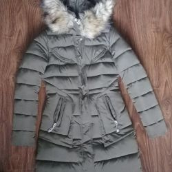 Down jacket new XS-S