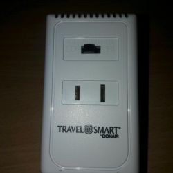Розетка travel smart