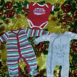 Clothes for a boy 62 cm