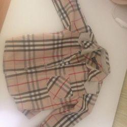 Children's shirt 74-80 Burberry / Berbery