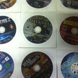 Darksiders, PS3, που μοιράζονται