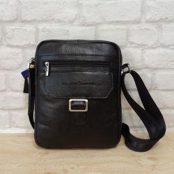 Мужская сумка-планшет.Кожаная
