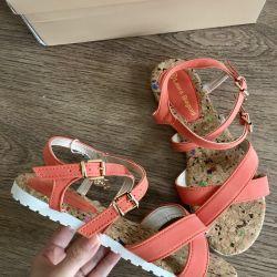 New sandals Laura Biagiotti 36 p