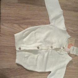 Büyüme için yeni ceket 62-68