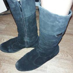 Boots iarnă natural B. la.