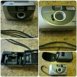 Пленочный фотоаппарат Самсунг + бонус