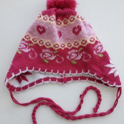Cap for spring and autumn for girl