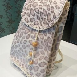 🎒 Women's backpack