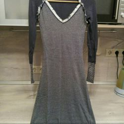 Knitted dress 44p