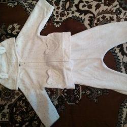 Children's suit p68 for spring