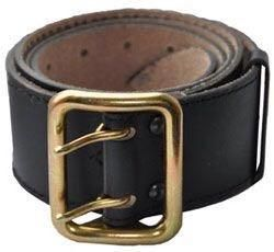 Military Leather Belt