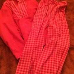 Пижама женская(ночнушка)