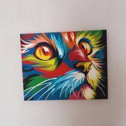 Painting (acrylic)