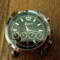 Men's watch without strap