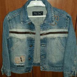 Курточка джинсовая 28размер