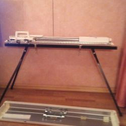Knitting machine Silver Reed