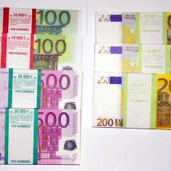 Деньги банка приколов - доллары