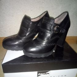 leather shoes ALBA