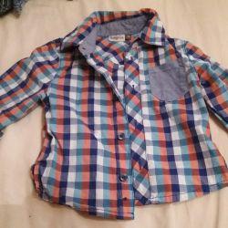 Shirt for boys