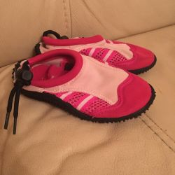 Swimming slippers 23 rr