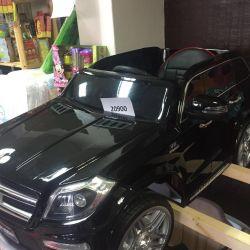 Electric car AMG Mercedes