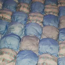 Одеяло бомбон размер 90 * 120