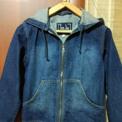 Denim jacket Gee Jau.