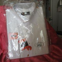 Beyaz Yeni Gömlek
