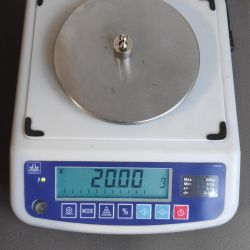 Scales laboratory analytical VK-600