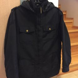 Jacket for men Finn flair p. 52 black