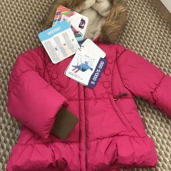 Yeni kış ceket Huppa, 80 +