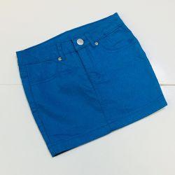 New cool denim skirt