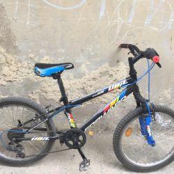 Bicicleta de viteză