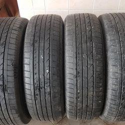Bridgestone Dueler 235/65 R18 summer tires