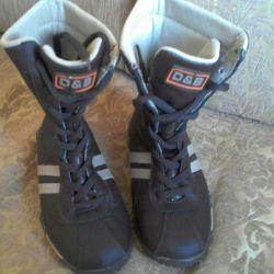 D & G 28 boots
