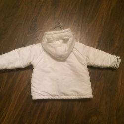 Iarnă pentru toamna jacheta pentru copii